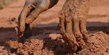 getting your hands dirty